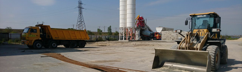 Производство бетона в Батайске